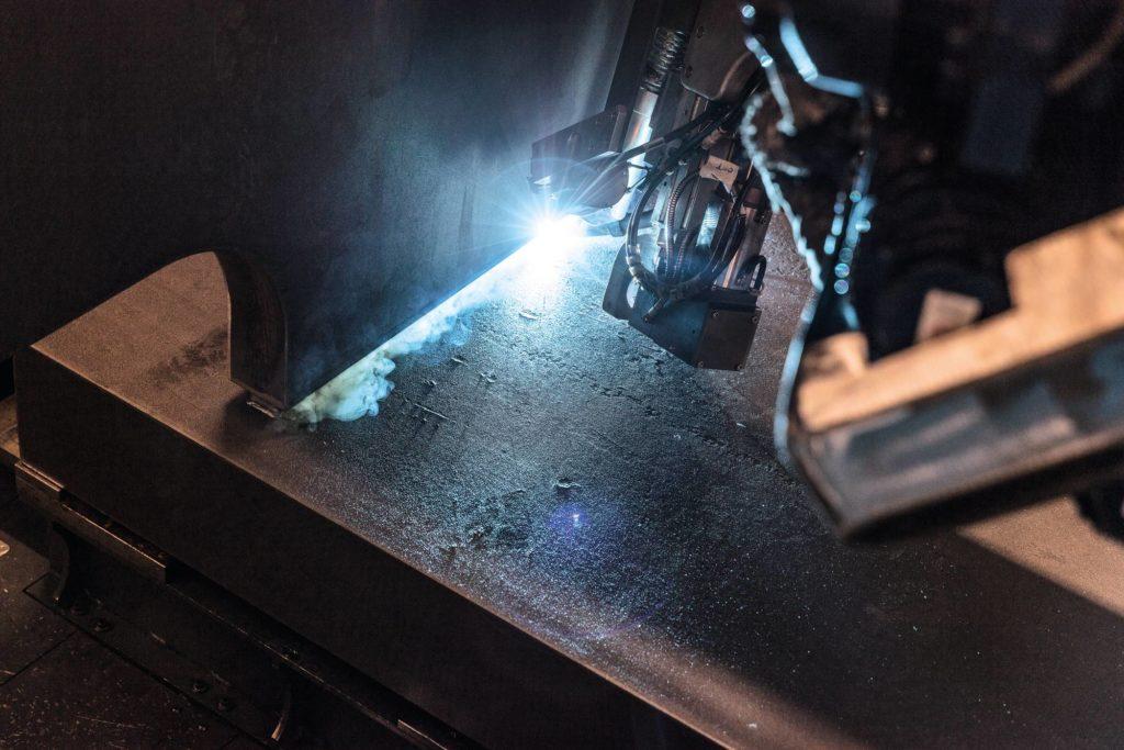 Laser-Hybrid-Schweißen