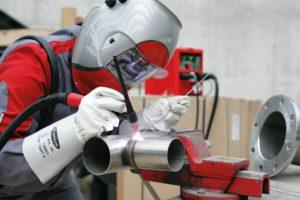 Fronius Welding helmets - TIG-Welding