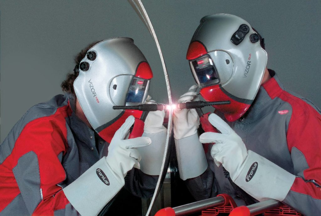 Synchronized TIG Welding – Two Welders Working in Sync Saves Time