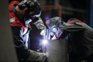 Tandem TIG welding