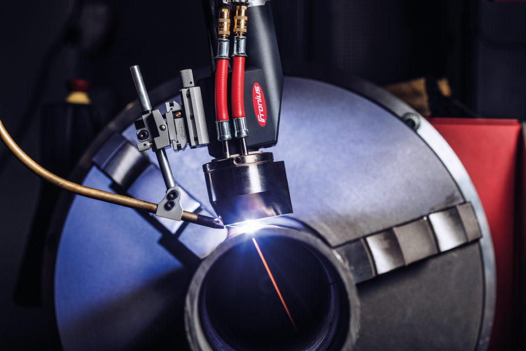 ArcTig: TIG Welding with Speed and Ease