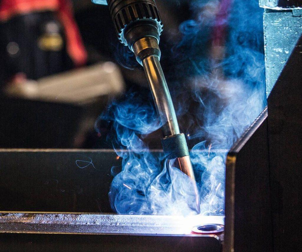 Stahl-Schweissen: Einfach und kostenoptimiert
